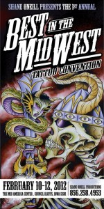 Best of the Midwest Tattoo Convention