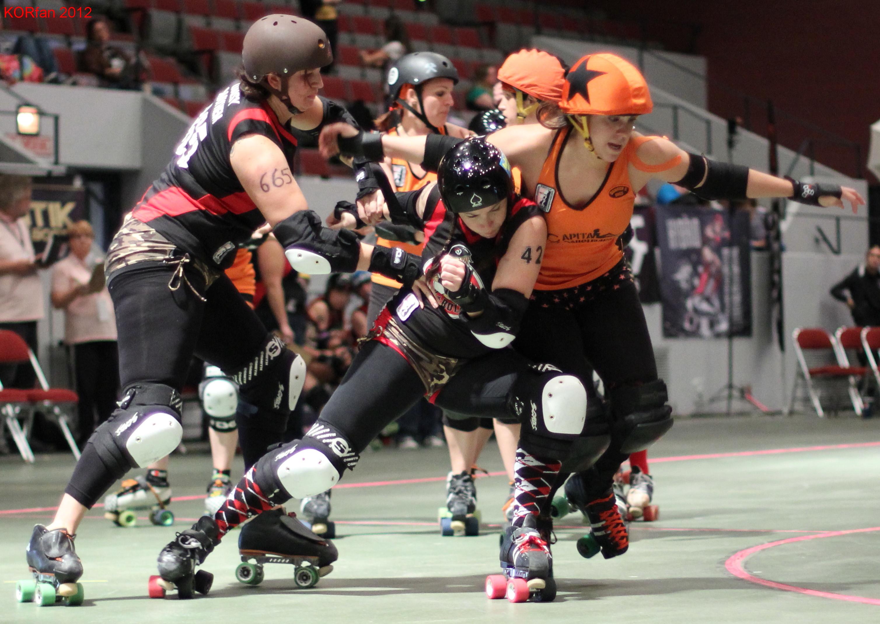 Roller skating omaha - Daisy