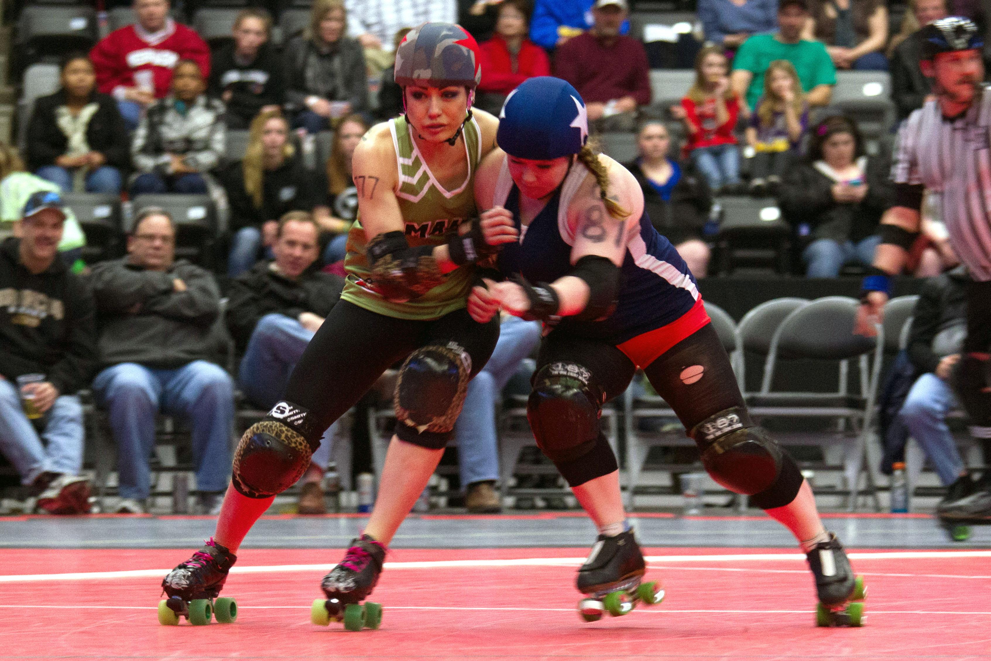 Roller skating omaha - Omaha Wins 2013 Season Opener