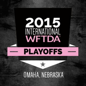 WFTDA D1 Playoffs Host 2015