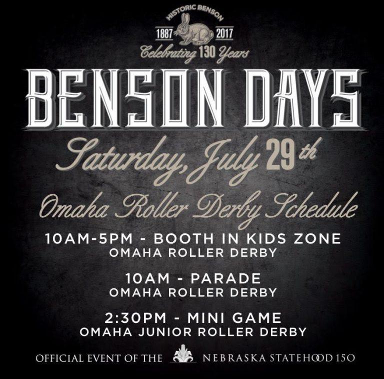 BensonDays